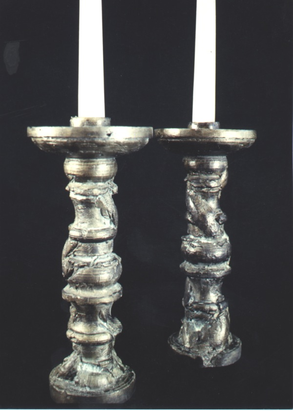 Another way to speak about the source and flow of energy, a candlestick